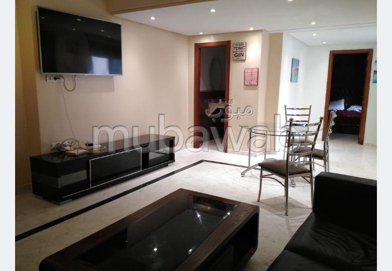 Precioso piso en alquiler. Gran superficie 75.0 m². con muebles.