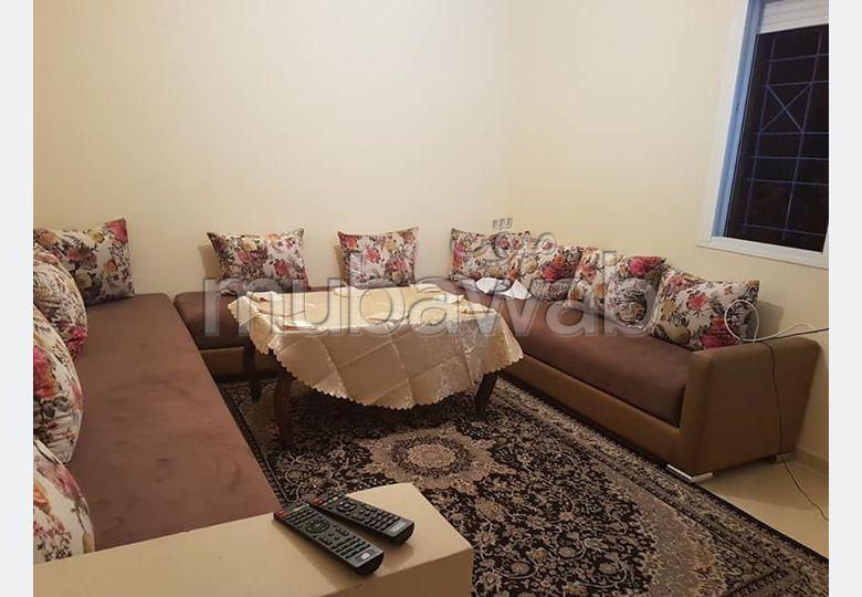 شقة للكراء بمراكش. المساحة الإجمالية 60.0 م². مفروشة.