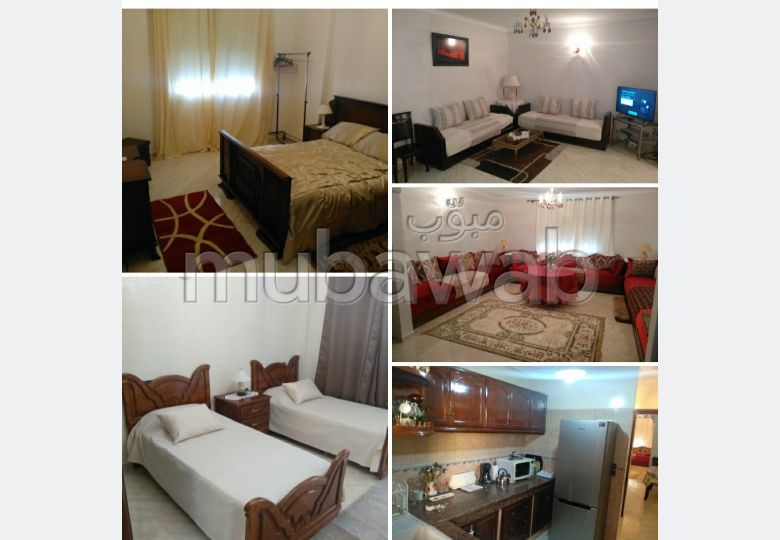 Apartments for rent. 4 large living areas. Cellar.