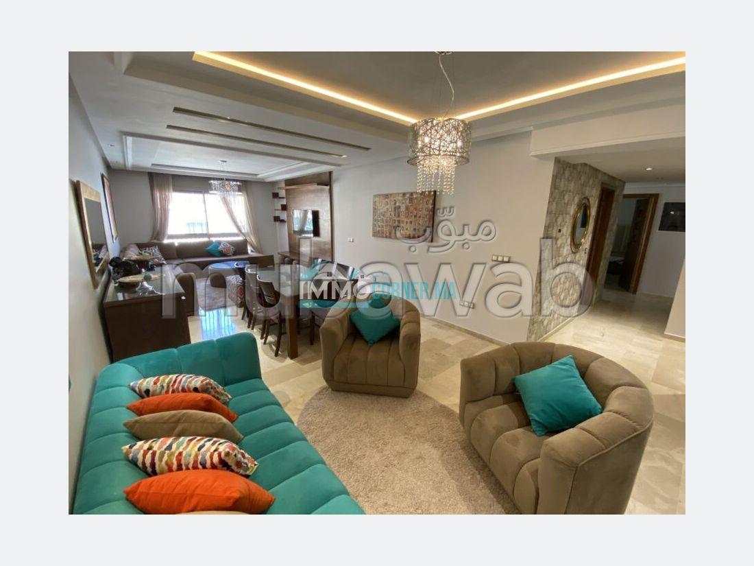 Sublime appartement meublé à louer