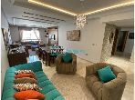 Very nice apartment for rent. Area of 150 m². Furnished.