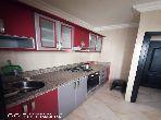 شقة رائعة للبيع بأكادير. المساحة الكلية 65.0 م². صالون مغربي نموذجي ، إقامة آمنة.