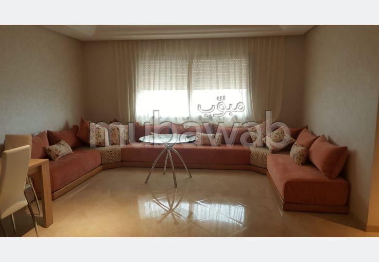 Tres bel appartement meublé a louer