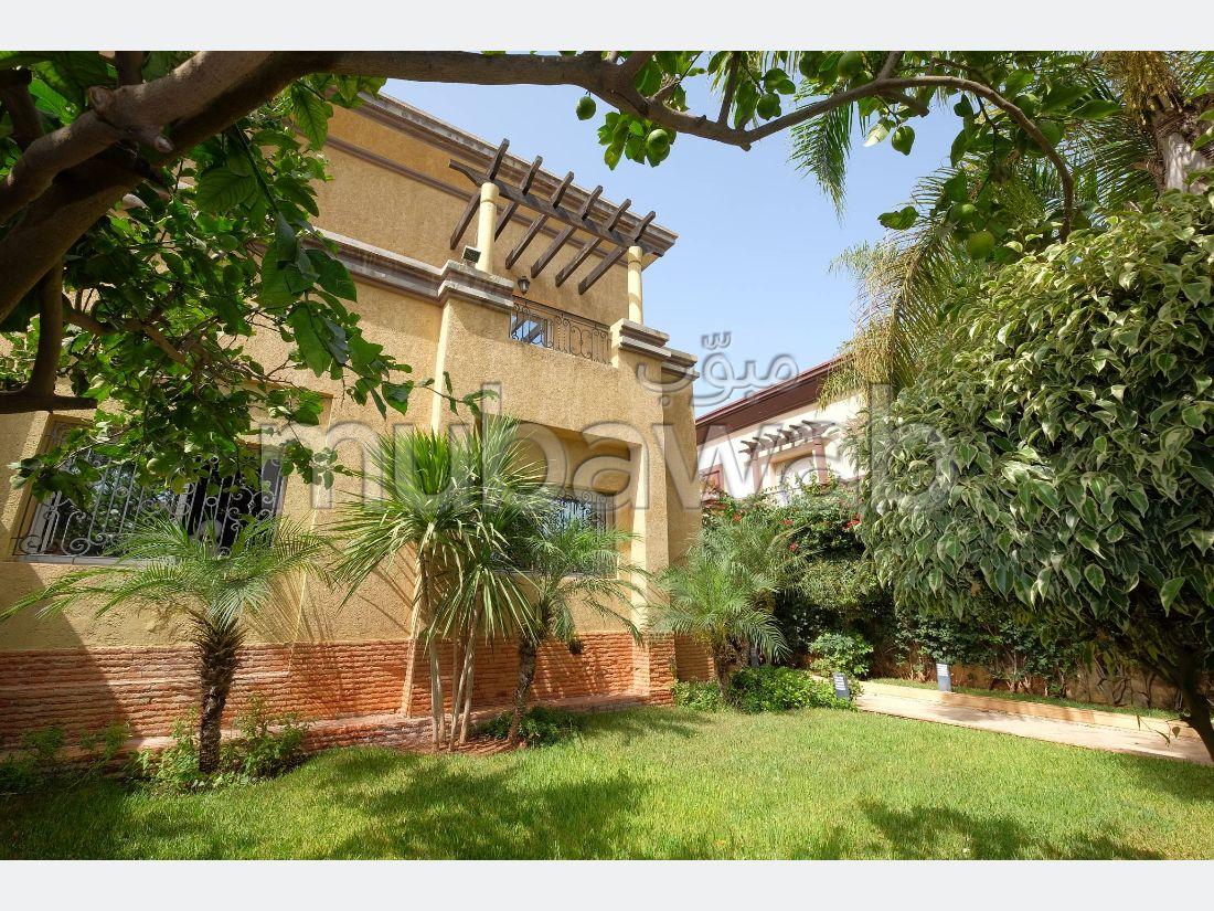 Villa 511 m² 4 chambres Riad Andalouss