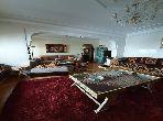 شقة للشراء بالدارالبيضاء. 4 قطع رائعة. صالون مغربي نموذجي ، إقامة آمنة.
