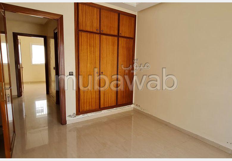 Location appartement 3 ch & terrasse kenitra