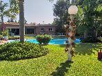 Vente d'une superbe villa exceptionnelle