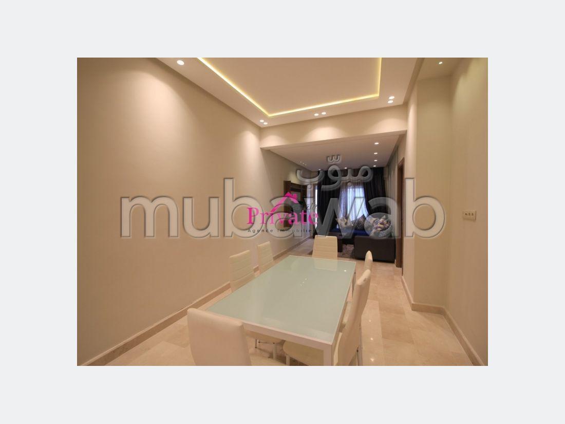 Location Appartement 100 m² MALABATA Tanger Ref: LA554