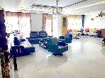 شقة جميلة للبيع بالدارالبيضاء. المساحة الإجمالية 205.0 م². مدفأة ومكيف الهواء.