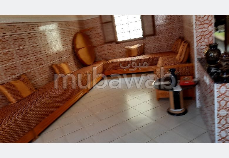 Find your house to buy. 6 Practice. Furnished Moroccan living room.