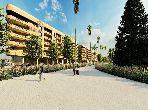 شقة للبيع بمراكش. المساحة الكلية 73.0 م². حديقة ومصعد.
