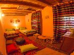 Maison d'hôtes à Ait Bougmez région Azilal