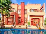 Villa de 9 chambres à TARGA JAWHAR