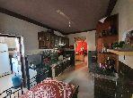 بيع شقة بالقنيطرة. المساحة 132.0 م². شرفة جميلة وحديقة.