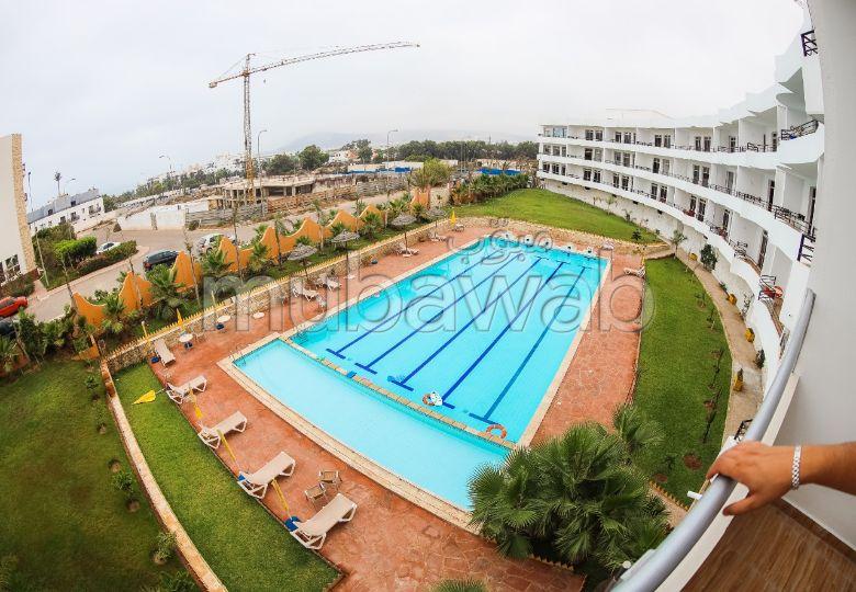 Bel Appartement en Location par Mois Sonaba Agadir
