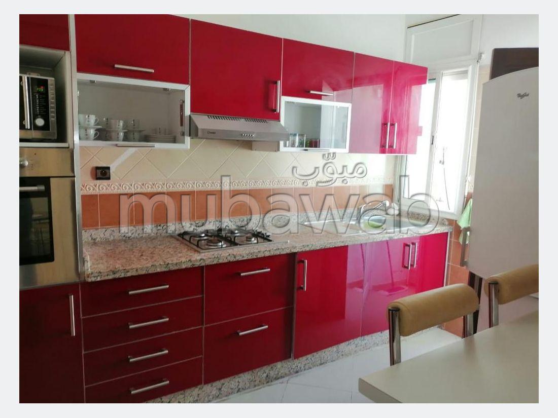 Magnifique appartement à VENDRE situé à Harhoura