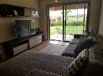 Appartement meublé rez de jardin, Agdal