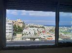 شقة رائعة للإيجار بطنجة. المساحة 116.0 م². المرآب والشرفة.