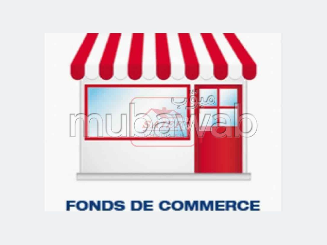 Fond De Commerce Plein Centre Ville