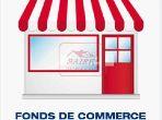 Fond De Commerce Avec Matériel