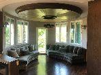 Très bel appartement en location à haut de Nakhil. Superficie 150.0 m². Jardin et terrasse