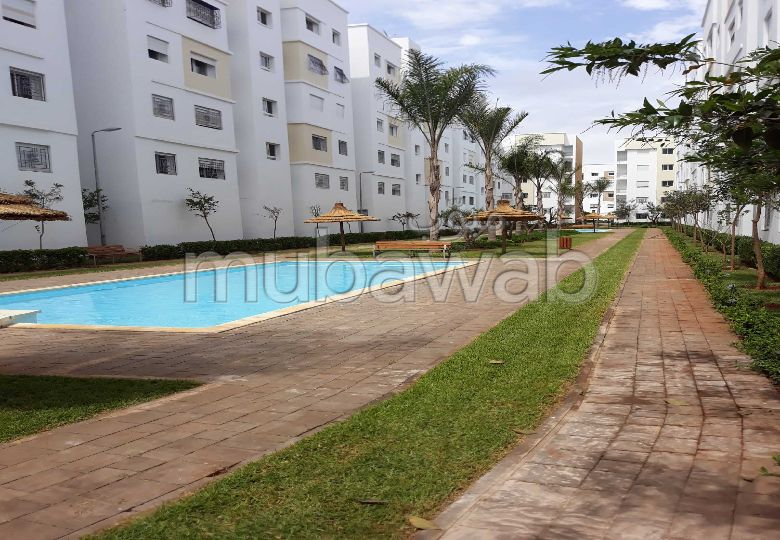 Bel appartement à 20 min du Morroco Mall