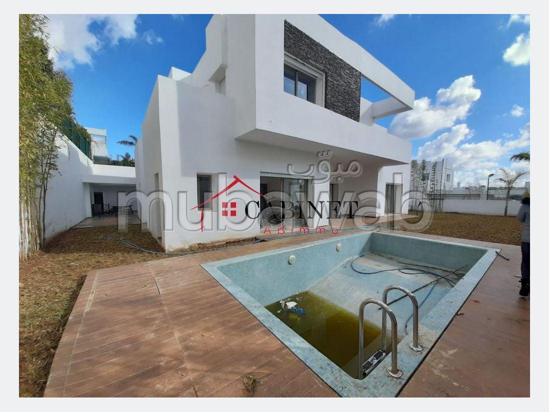 Villa neuve en Location situé à route de zaers
