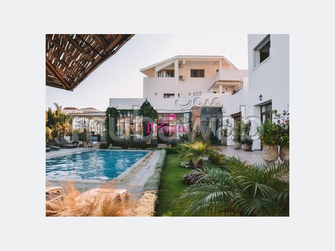 Location Appartement 40 m² BOUBANA Tanger Ref: LA558