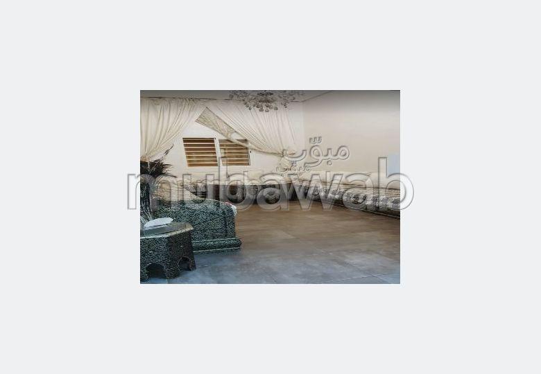 بيع شقة بمراكش. المساحة 54.0 م². موقف للسيارات وحديقة.
