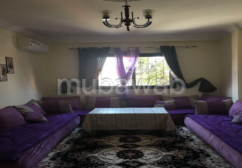 شقة رائعة للإيجار بمراكش. المساحة 60.0 م². مفروشة.