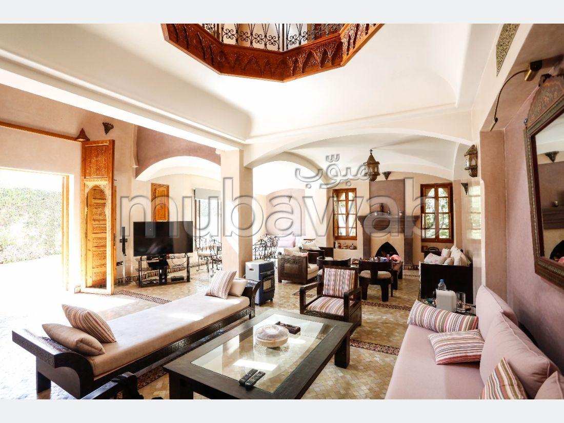 Location Villa Standing Longue Durée Amélkis1 530m