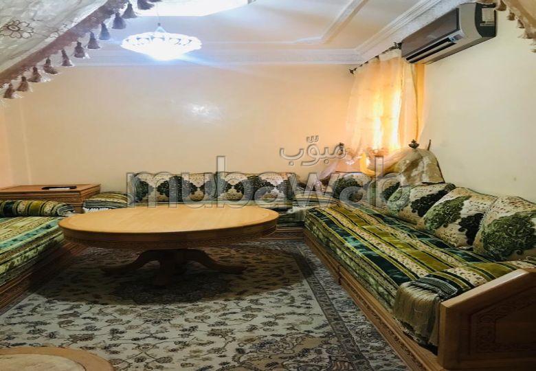شقة جميلة للكراء بمراكش. المساحة الإجمالية 57.0 م². مفروشة.
