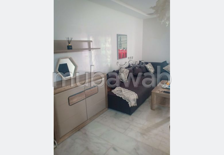 Apartment for rent. Small area 54.0 m². Storage unit.