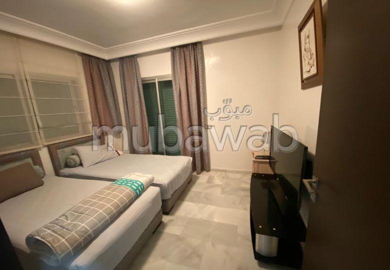 Location d'un appartement meublé à la siesta