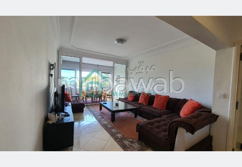 شقة للشراء بطنجة. المساحة الإجمالية 94.0 م².