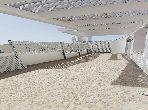 Superbe appart avec grande terrasse à Gauthier