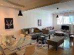شقة رائعة للايجار بالدارالبيضاء. 2 غرف جميلة. مفروشة.