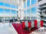 شقة رائعة للبيع بالدارالبيضاء. المساحة الكلية 350.0 م². موقف سيارات ومصعد.