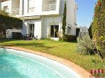 Villa de luxe dans une belle résidence gardiennée