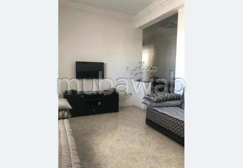 Sale of a lovely apartment. 2 Small bedroom. Garage and terrace.