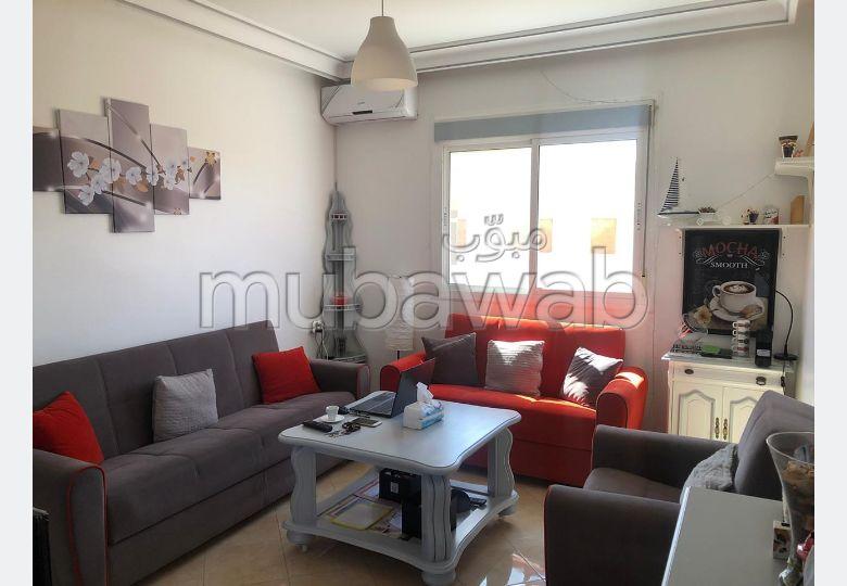 Appartement de 55m² à vendre
