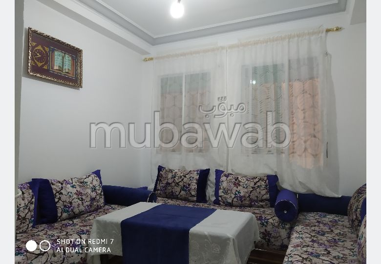Sell apartment. Dimension 47 m². Traditional living room, Secured residence.