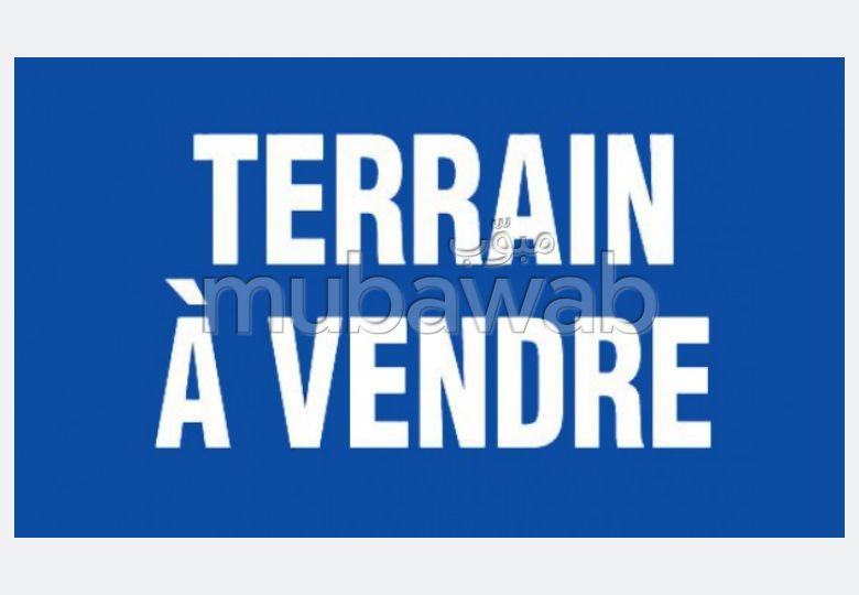 Terrain villa 800/m2 a vendre a hay riad rabat