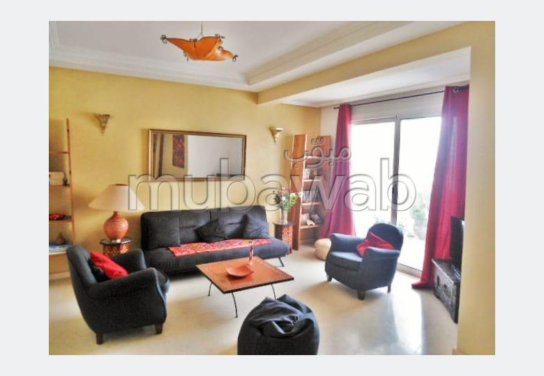 Appartement vide en location Hay Mohammdi