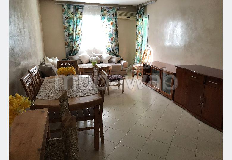 Bel appartement Marrakech Guéliz prix négociable