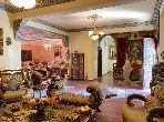Maison de haut standing à vendre à Marrakech. Superficie 450.0 m². Air conditionné et cheminée