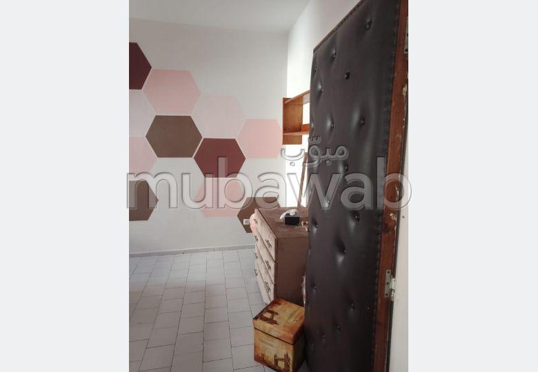 Appartements à louer à Rabat. 1 chambre. Bien meublé.