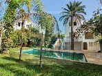 Superbe villa avec piscine à Anfa: