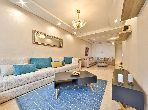 شقة للبيع بالدارالبيضاء. المساحة الإجمالية 179.0 م². شرفة مشرقة.