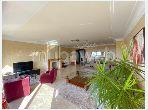شقة جميلة للكراء بالدارالبيضاء. المساحة 180 م². مفروشة.